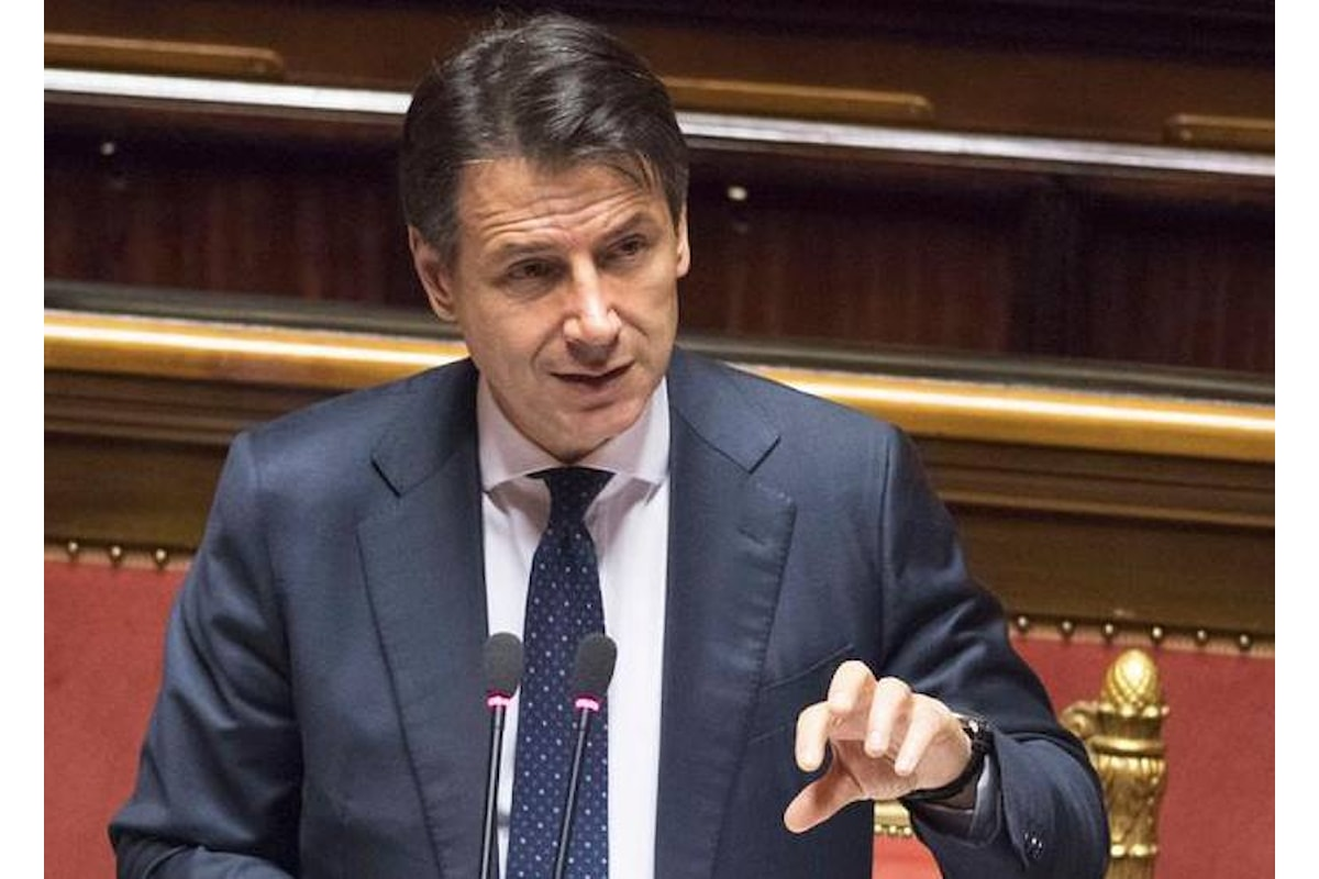 Conte ha annunciato al Senato che il Governo del cambiamento è diventato il Governo dei miracoli