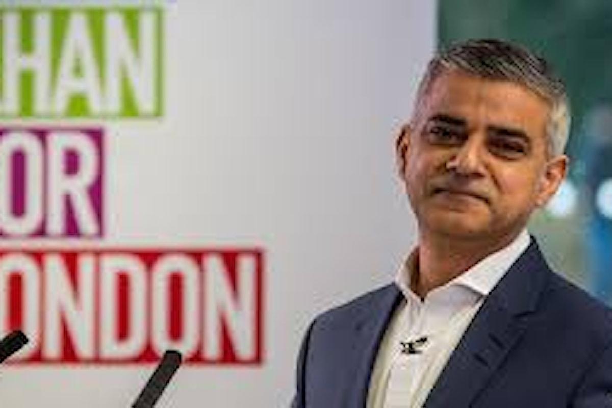 A Londra eletto Sadiq Khan, primo sindaco musulmano di una capitale europea