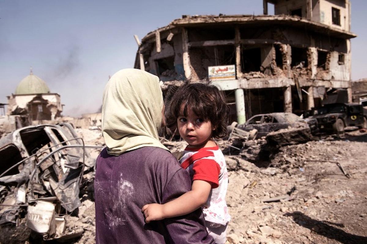 Unicef: aumentato nel 2017 il numero di bambini coinvolti nei conflitti