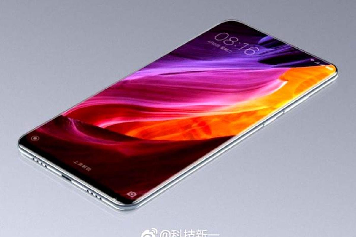 Xiaomi Mi Mix 2: Via ai Render Ufficiali